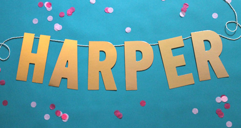 Top 5 Ways to Personalize a Birthday Party
