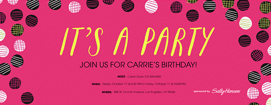 birthday for her, birthday celebration, birthday party