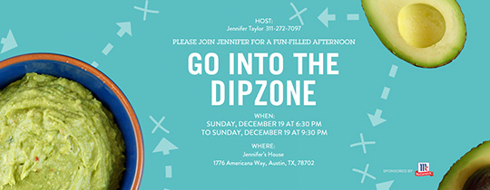 DipZone Invitation