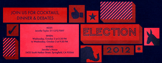 american, democrat, democratic, donkey, election, election 2012, elephant, patriotic, republican, us, usa, vote, voter, voting