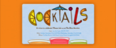 cocktails, drinks, hawaii, hawaiian, lemon, luau, olive, orange, straw, tropical, twist, umbrella