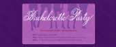 bachelorette, girl, girls, party, purple