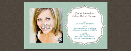 Sage Frame Invitation