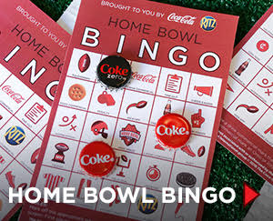 Free Printable Home Bowl Bingo