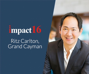 Evite CEO Victor Cho Gives Keynote at IMPACT16
