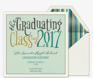 graduation free online invitations, invitation samples