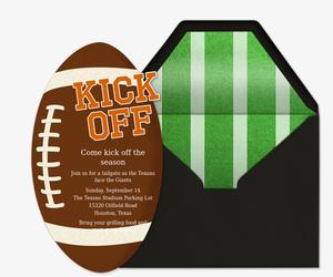 Fantasy Sports & Leagues Online Invitations | Evite.com