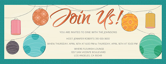 Family Gathering free online invitations – Family Gathering Invitation Wording