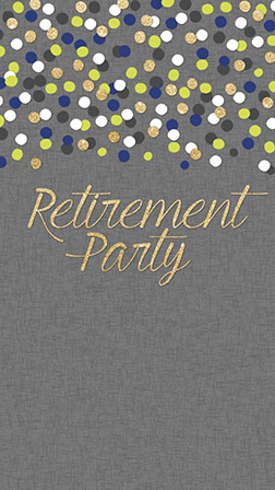 Free Retirement and Farewell Party Invitations | Evite